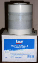 Ггидроизоляционная лента «Флехендихтбанд»